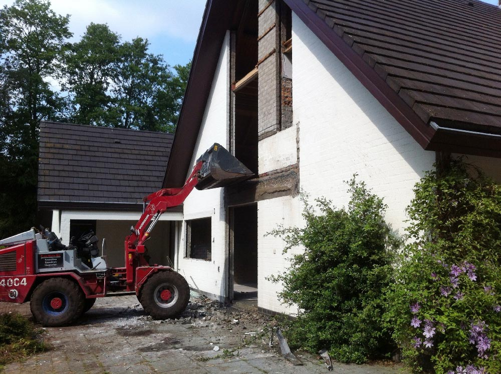 Renovatiesloop Vlierden Deurne